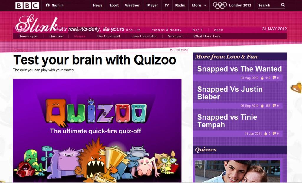 Quizzoo Online