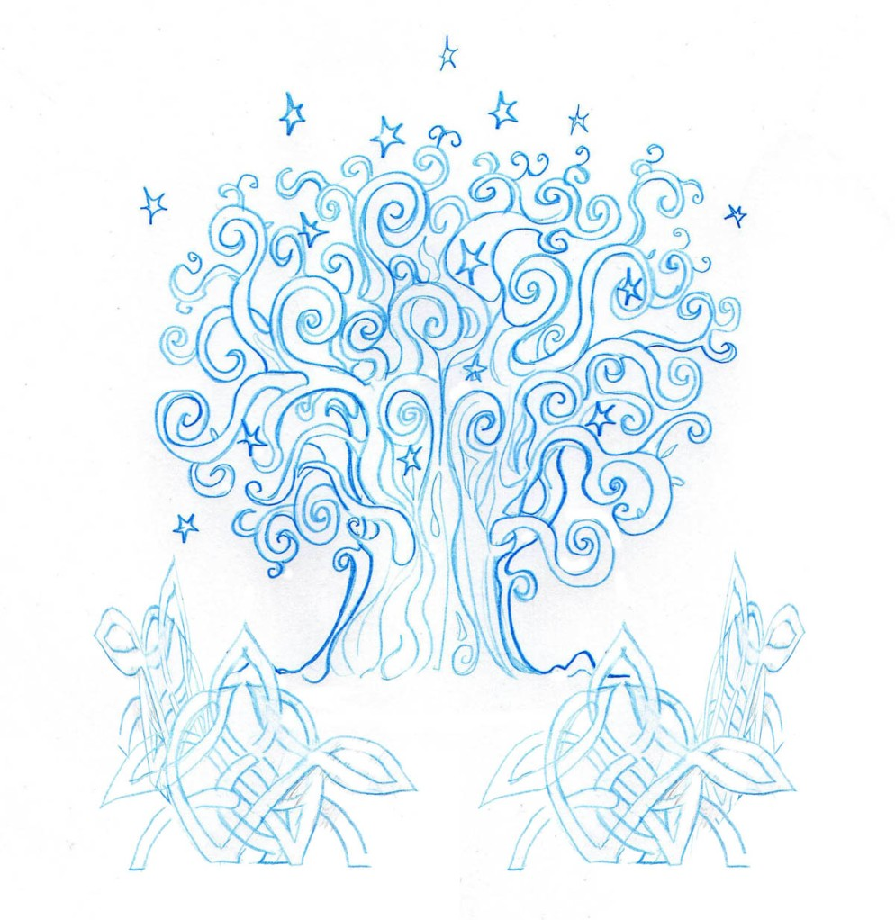 Tree of Life - concept sketch